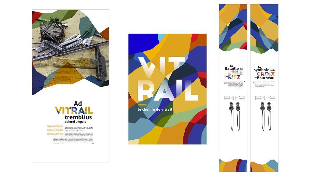 Design graphique exposition