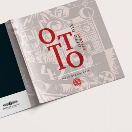 Otto DIX brochure