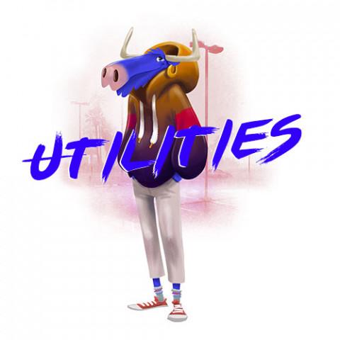 "la série ""Yak utilities"""